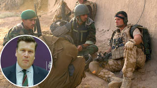 The Defence Minister was speaking to Nick Ferrari [Afghanistan - File Photo]