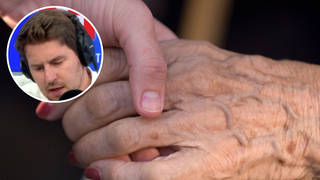 Dementia carer: 'Although they are still alive, you are grieving every day you see them.'