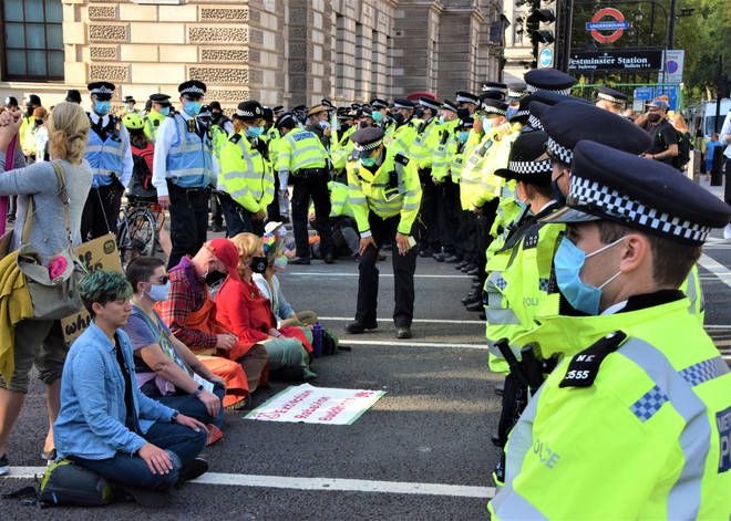 This will mark Extinction Rebellion's fourth wave of large-scale protests.