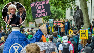 Extinction Rebellion will begin two weeks of protest on Monday