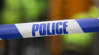 One person has been arrested and police are searching for a further two