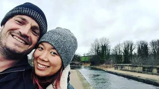 Jonathan Gerrish and his wife Ellen Chung were found dead in California, along with their one-year-old daughter Muji and the family dog