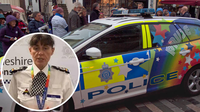Deputy Chief Constable Julie Cooke is NPCC lead for LGBT+ issues [File Photos]