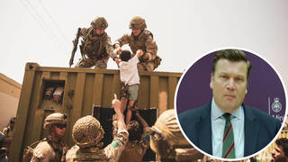The Armed Forces Minister was speaking to LBC