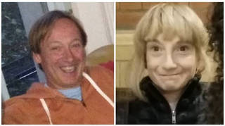 The two victims have been named by police as Clinton Ashmore and Sharon Pickles.