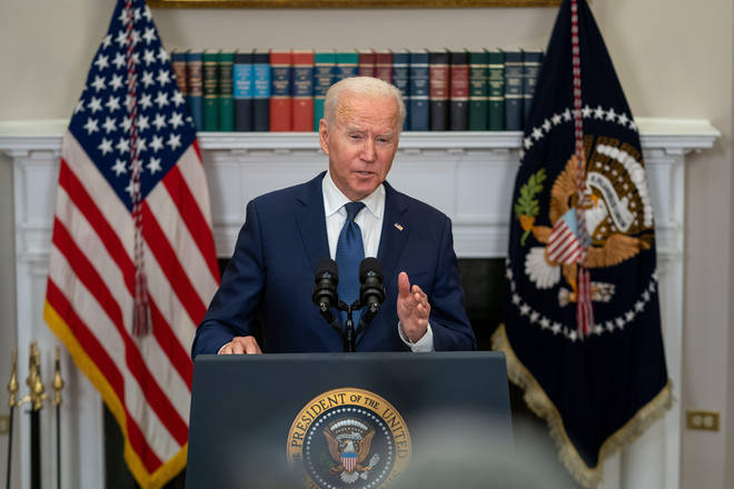 US president Joe Biden declared a disaster in the worst affected states.