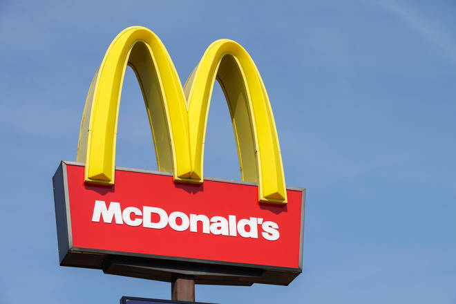 McDonalds has become the latest restaurant to be hit by supply chain issues