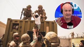 'We've been defeated': Iain Dale's searing take on Afghanistan crisis