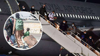 UK evacuation flights from Kabul airport could end as soon as Thursday