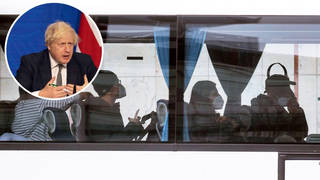 Boris Johnson has been written to by the head of Fifa
