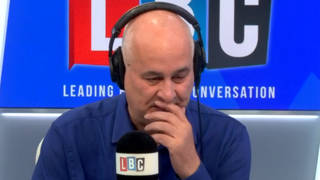 'We hope you can keep safe': Iain Dale chokes up speaking to activist hiding in Kabul