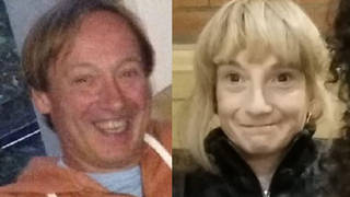 Clinton Ashmore and Sharon Pickles were fatally stabbed in north-west London