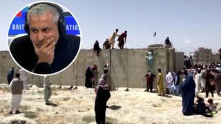 Veteran caller pledges spare room to Afghans fleeing Taliban regime