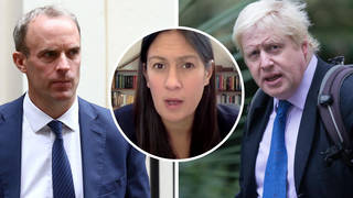 Lisa Nandy: 'PM should have fired Dominic Raab some time ago'