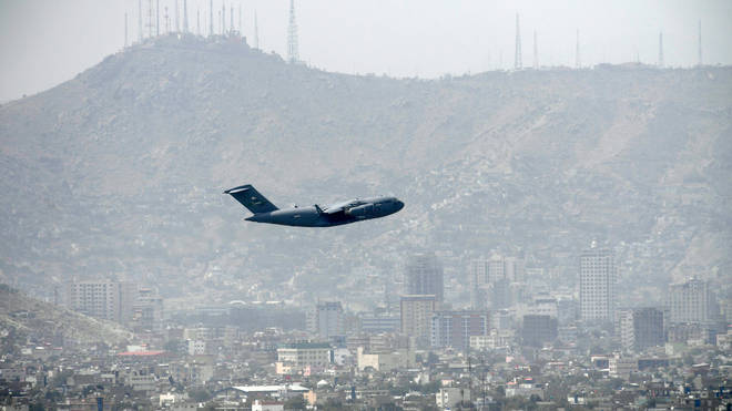 The final US evacuation flight has departed from Afghanistan, marking the end of 20 years of military presence there