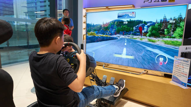The new rule will limit children in China to an hour of online gaming time