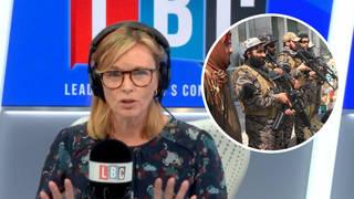 Julie Etchingham shares Afghanistan memories she'll 'never forget'