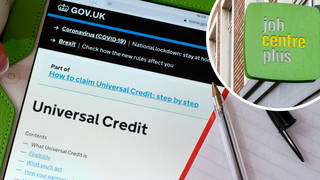 The Universal Credit uplift will not be upheld, the government has confirmed