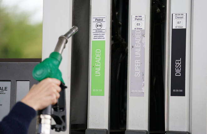 E10, a cleaner form of petrol, is being introduced at filling stations across Britain from Wednesday.