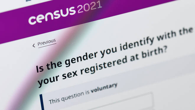 The change in guidance comes after England and Wales' 2021 counts asked a question about gender identification for the first time