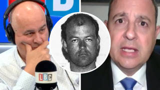 Tory MP reacts to double child killer Colin Pitchfork being released from prison