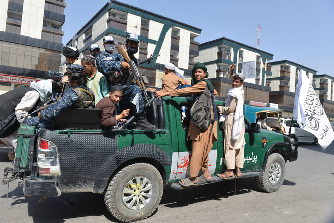 The Taliban seized control of Afghanistan in August, but a leaked document reportedly warns of the country falling to the militant group