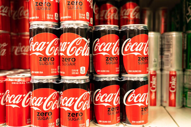 Coca-Cola's bottling company for UK and Europe is facing a shortage of cans.
