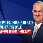 Green Party leadership debate hosted by Iain Dale | Watch LIVE from 8pm