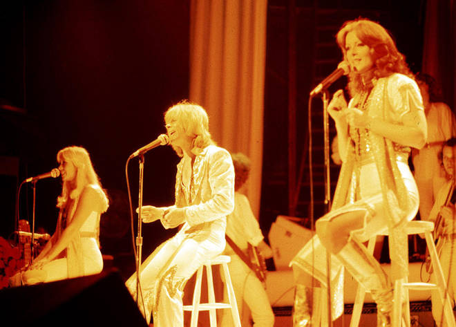 ABBA topped charts across Europe during the 1970s and early 1980s.