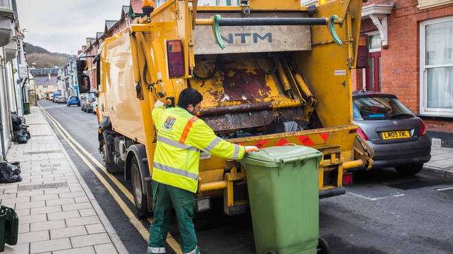 Bin collection services are the latest to be impacted by a lack of drivers.