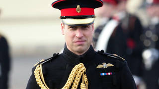 Prince William helped evacuate his friend from Kabul.