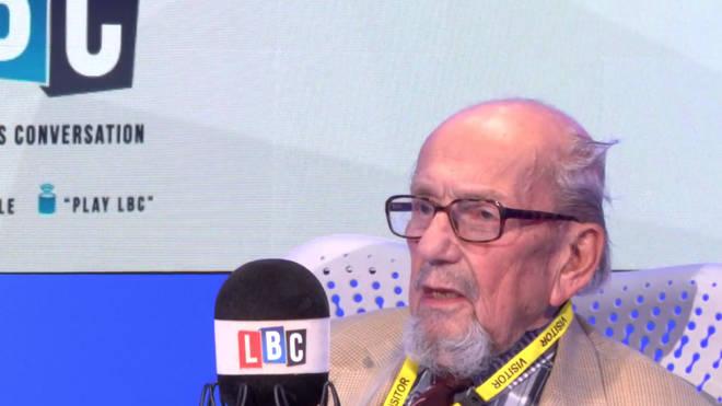 Austrian-born Harry Bibring arrived in Britain in 1939