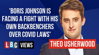 Boris Johnson is facing a significant fight with his own backbenchers over the Government's apparent decision to press ahead with an extension of Covid laws, says Theo Usherwood.