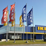 All of Ikea's 22 UK and Ireland stores have been affected by supply chain issues.