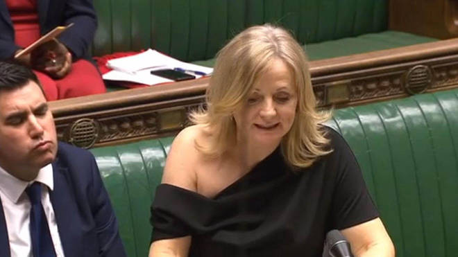 Tracy Brabin MP was at the center of a storm for wearing an off-the-shoulder black dress in the Commons
