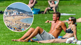 Brits are set to sizzle in a week of warmer weather and summer sunshine