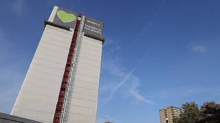 Grenfell Tower is set to be demolished