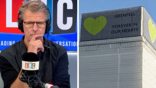 Grenfell activist: 'You are not touching the tower until we say so'