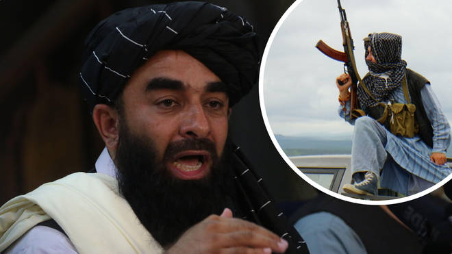 Taliban fighters have been told not to fire their guns in the air in victory