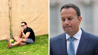 Leo Varadkar attends London festival while restrictions on Irish events remain