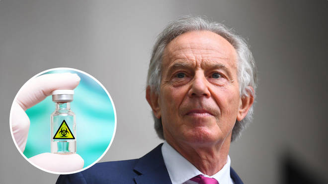 Tony Blair issued the warning in a speechmarking 20 years since 9/11