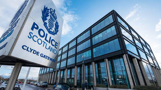 """Police Scotland pleaded guilty to failings that """"materially contributed"""" to the death of a young couple"""