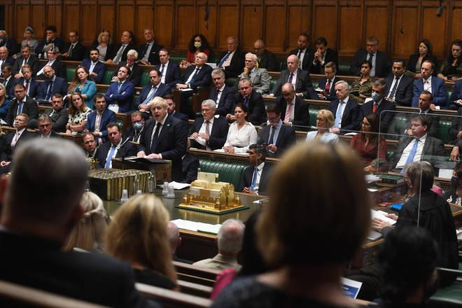 Boris Johnson needs the backing of MPs