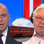 Nick Ferrari challenged the minister over the pledge