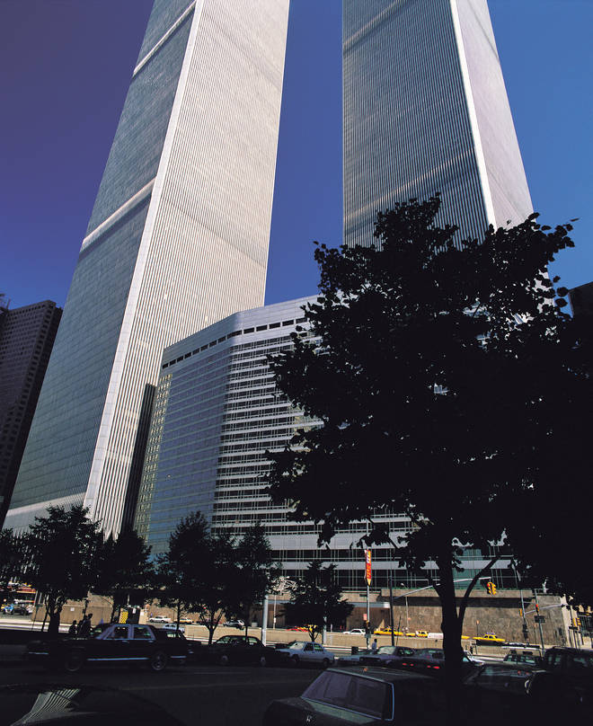September 11 was due to be a busy day at the WTC, with activities including an 80-person conference