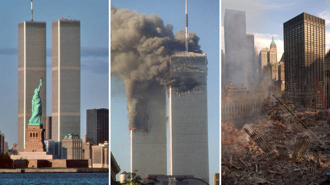 On September 11 2001 the Twin Towers were reduced to rubble by a number of coordinated terror attacks, killing thousands