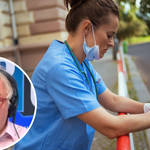 The care worker was speaking to LBC's Nick Ferrari [Stock Image]