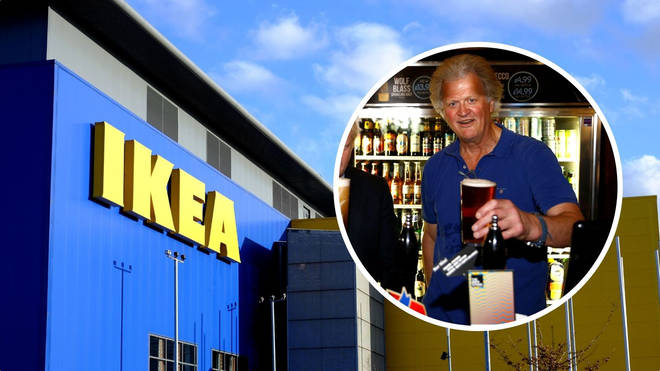 IKEA and Tim Martin's Wetherspoons have been affected by supply chain issues