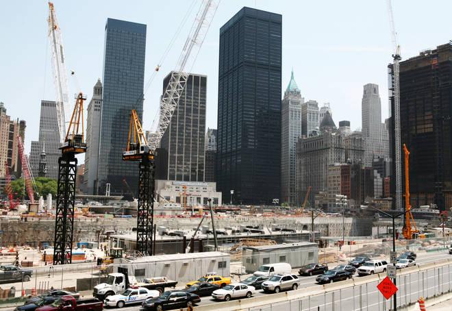 Work begins by ground zero