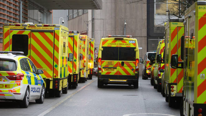Emergency services are recognised for their hard work.